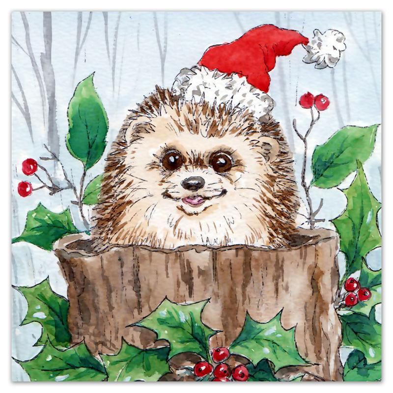 Holly Hedgehog